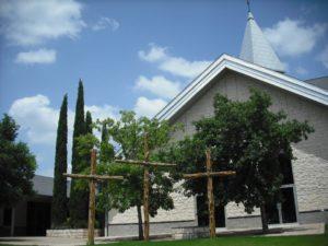 Marble Falls First United Methodist Church