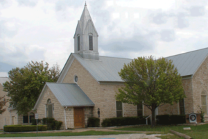 Liberty Hill United Methodist Church
